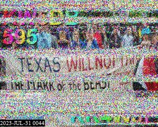 sstv webcam live