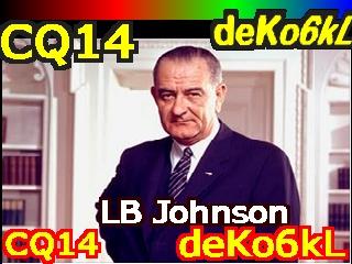 4th previous previous RX de KO6KL